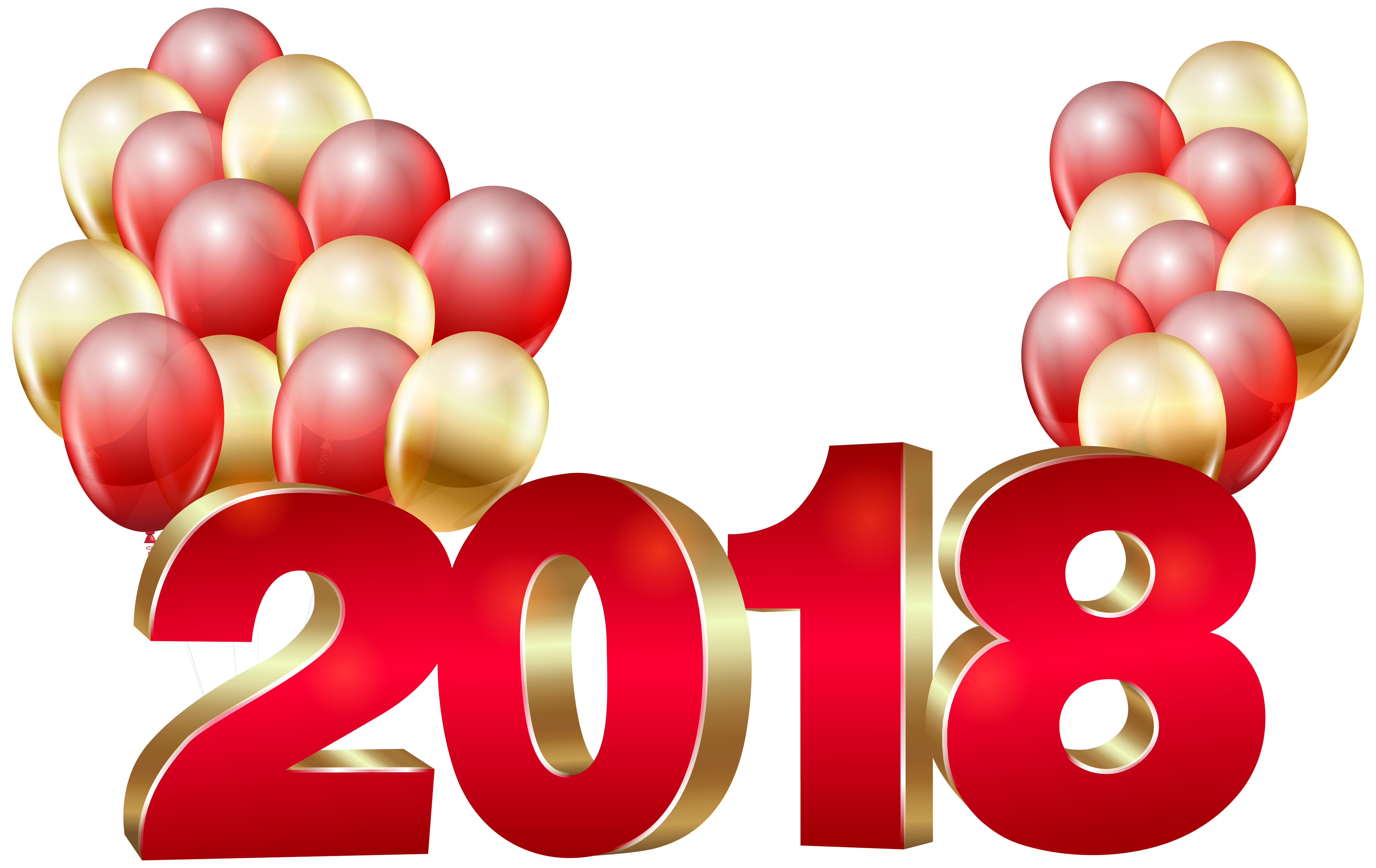 2018 clipart jpg library download Pin by LadyT . on NEW YEAR - HAVE A HAPPY ONE | Art images ... jpg library download