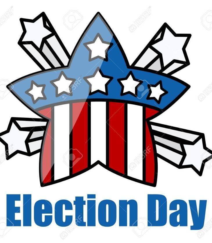 2018 election day clipart image transparent download Announcements – Page 7 – The Belmont School image transparent download
