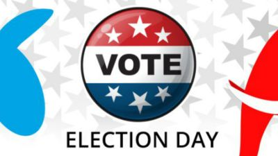 2018 election day clipart image royalty free stock Polls close in Indiana\'s primary election | CBS 4 - Indianapolis ... image royalty free stock