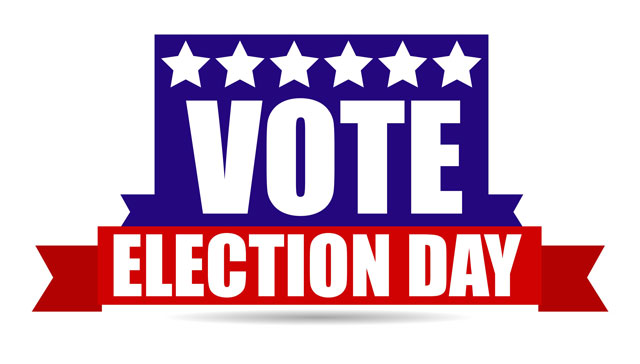 2018 election day clipart jpg black and white download Election Day - Limousine and Bus Company: Fellowship Fleet jpg black and white download