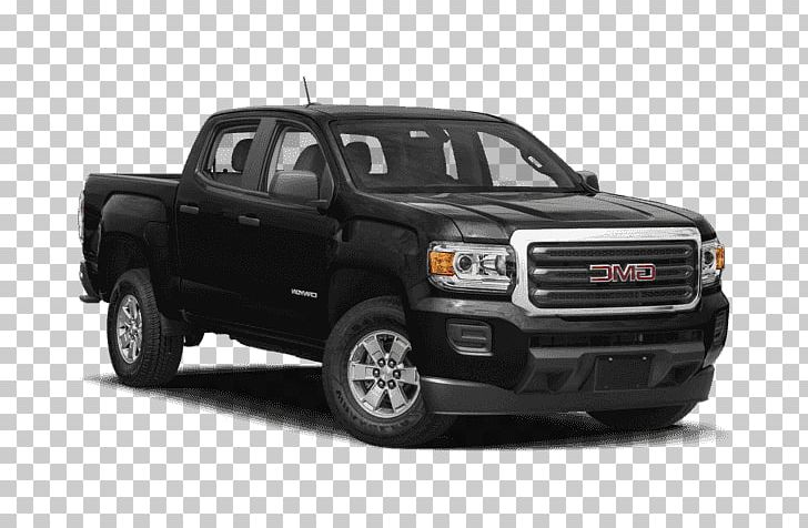 2018 GMC Canyon Denali Pickup Truck Chevrolet Colorado Car PNG ... png freeuse download
