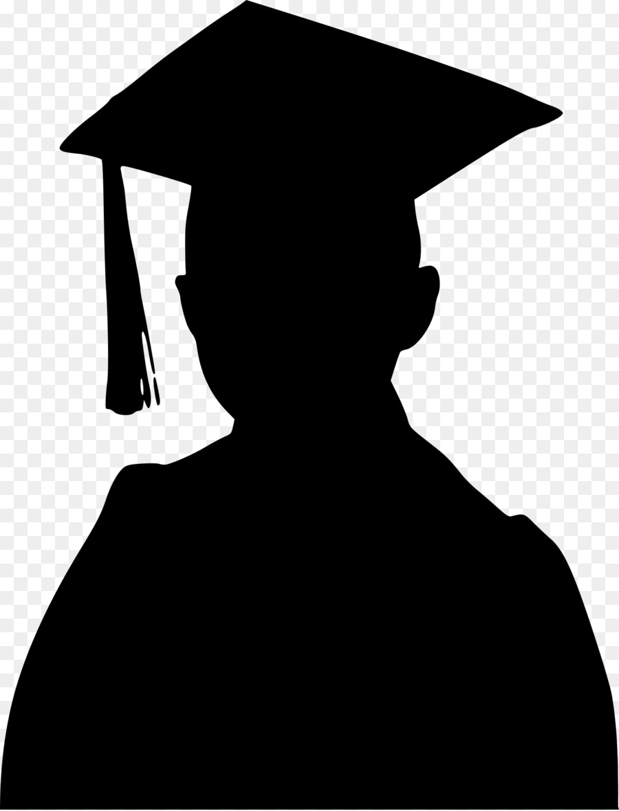 2018 graduation blocks clipart png vector Free Graduation Silhouette Png, Download Free Clip Art, Free Clip ... vector