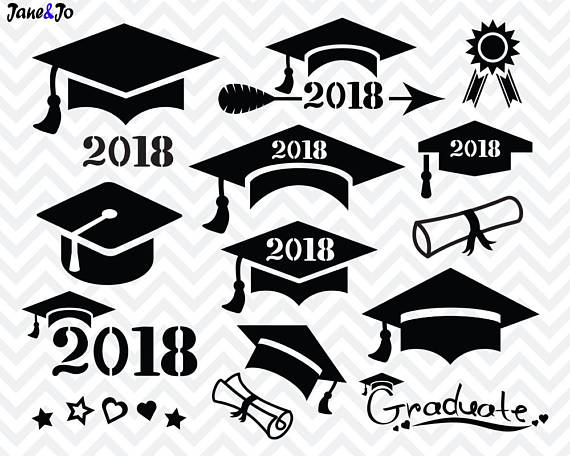 Free graduation diploma svg clipart 2018 graduation image royalty free stock Graduation SVG ,Graduation Cap SVG,Graduation Svg Cut file ... image royalty free stock
