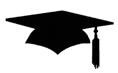 Grad hat clipart freeuse stock Free Graduation Cap Cliparts, Download Free Clip Art, Free Clip Art ... freeuse stock