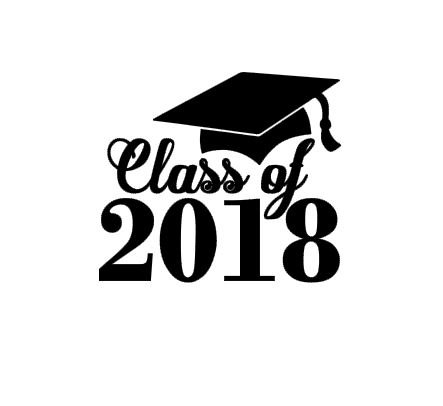 Free graduation diploma svg clipart 2018 graduation image Class of 2018 Graduation instant download cut file for cutting ... image