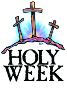 2018 holy week clipart image royalty free library Holy Week Schedule — St. Peter\'s Episcopal Carson City image royalty free library