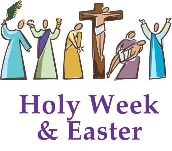 2018 holy week clipart clip art library download Image result for holy week 2018 logo | Easter | Holy week 2018, Holi ... clip art library download