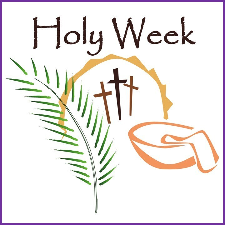 2018 holy week clipart image transparent library Holy Week and the Easter Triduum – CARFLEO image transparent library