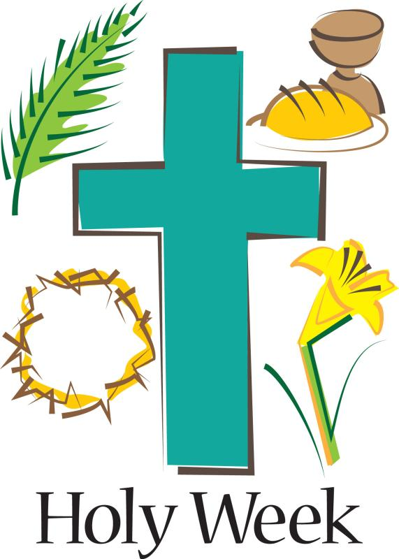 2018 holy week clipart image library library 2018 free-holy-week-clipart - Green Bay Area Catholic Education ... image library library