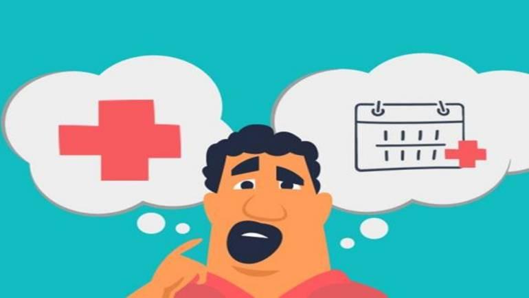 2018 medical premium rates clipart vector stock Aditya Birla Health Insurance: The changing contours of medical insurance vector stock