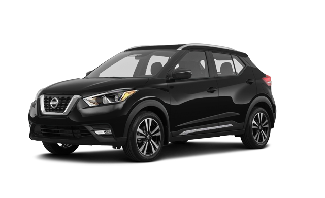 2018 nissan kicks clipart banner black and white stock 2018 Nissan Kicks SR - Starting at $25202.0 | Half-Way Motors Nissan banner black and white stock