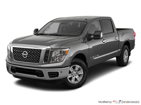 2018 nissan titan clipart black and white stock Medicine Hat Nissan | The 2018 Titan SV black and white stock