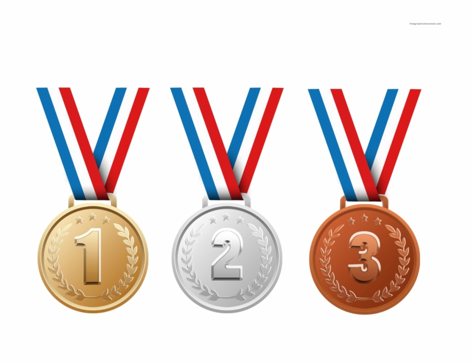 Gold silver bronze medals clipart clip library download Gold Silver And Bronze Medals Png Transparent Image - Gold Silver ... clip library download