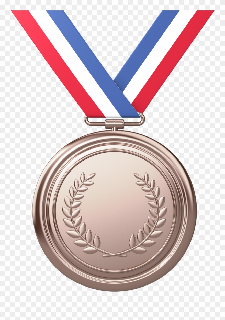 Free medal clipart vector freeuse stock Download Banner Free Stock Red Gold Clip Art Opening - Olympic ... vector freeuse stock