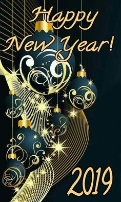 2018 peaceful new year clipart graphic library download 15 Best Happy New Year 2019 Clipart images | Happy new year 2019 ... graphic library download