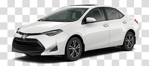 2018 toyota corolla clipart vector 2018 Toyota Corolla LE Car Continuously Variable Transmission Sedan ... vector