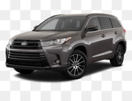 2018 toyota highlander clipart svg black and white stock 2018 Toyota Highlander Suv PNG and 2018 Toyota Highlander Suv ... svg black and white stock