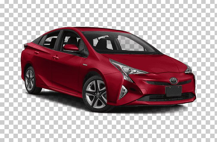 2018 toyota prius clipart clip art 2018 Toyota Prius Two Eco Hatchback Car Front-wheel Drive PNG ... clip art