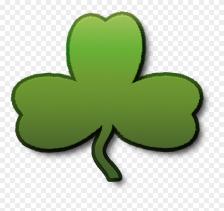2018 with shamrocks clipart svg royalty free library Shamrock St Patrick\'s Day Lucky Png Image - Shamrock Clipart ... svg royalty free library