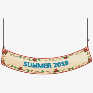 2019 banner clipart picture stock Summer 2019 Banner - Molly Of Denali Pbs , Transparent Cartoon, Free ... picture stock