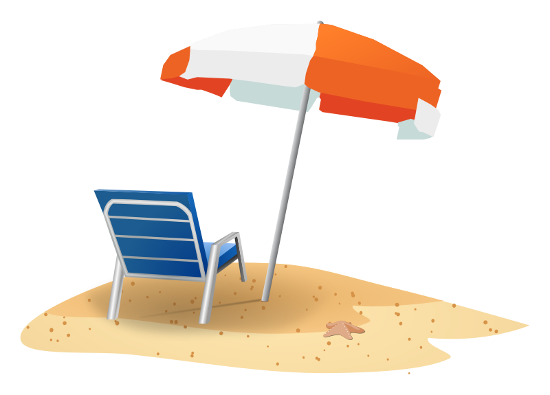 2019 beach vacation clipart clip library Vakanties & vrije dagen | Nelson Mandela School | Basisschool Amsterdam clip library