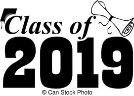 2019 clipart images clip royalty free library Class of 2019 Clipart and Stock Illustrations. 297 Class of 2019 ... clip royalty free library