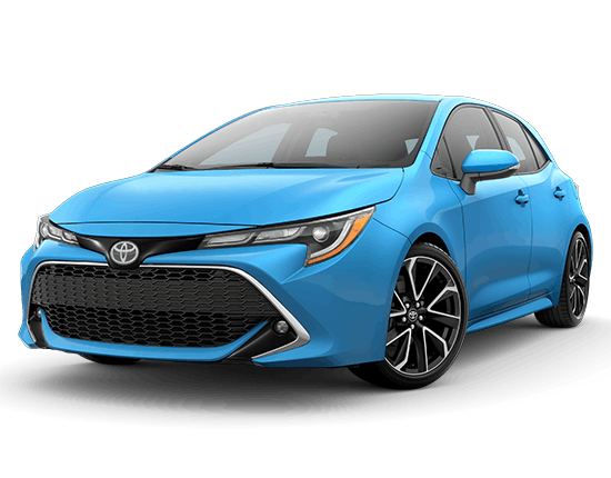 2019 corolla hatchback clipart graphic download 2019 Toyota Corolla Hatchback | BuyaToyota.com graphic download