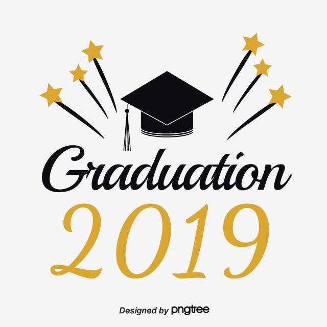 Meteor Graduation Cap 2019 Graduation Font Art Font For Free Download jpg transparent download