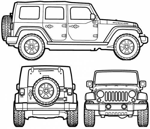 2019 jeep wrangler clipart stock Free Jeep Wrangler Silhouette, Download Free Clip Art, Free Clip Art ... stock