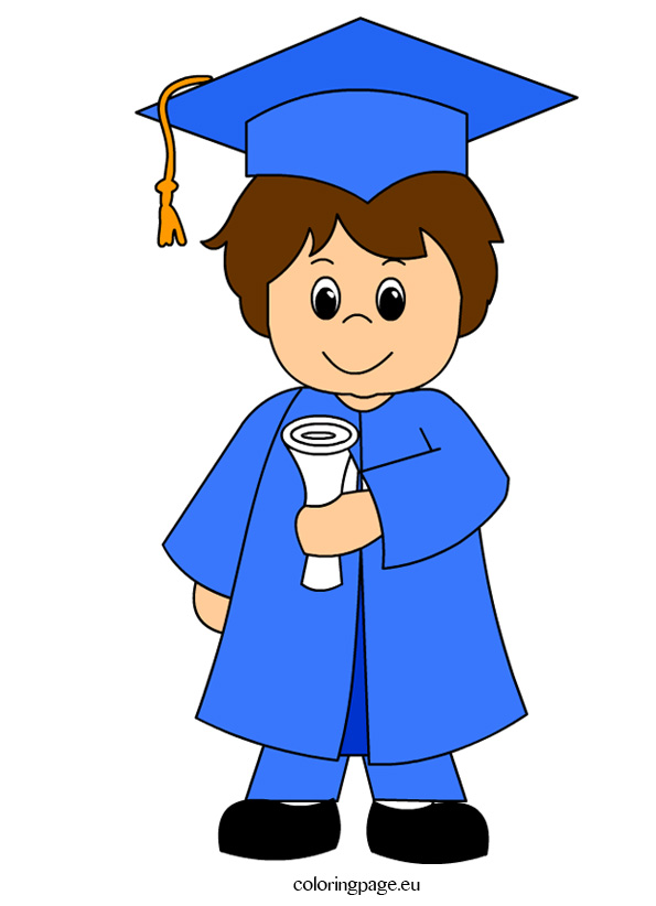 Children graduation clipart vector transparent download Kids Graduation Clipart | Free download best Kids Graduation Clipart ... vector transparent download