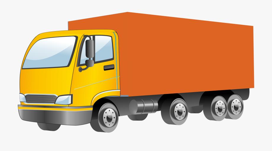 2019 semi truck clipart free stock Semi Truck Vector Png Clipart - Truck Png Clip Art #1349547 - Free ... free stock