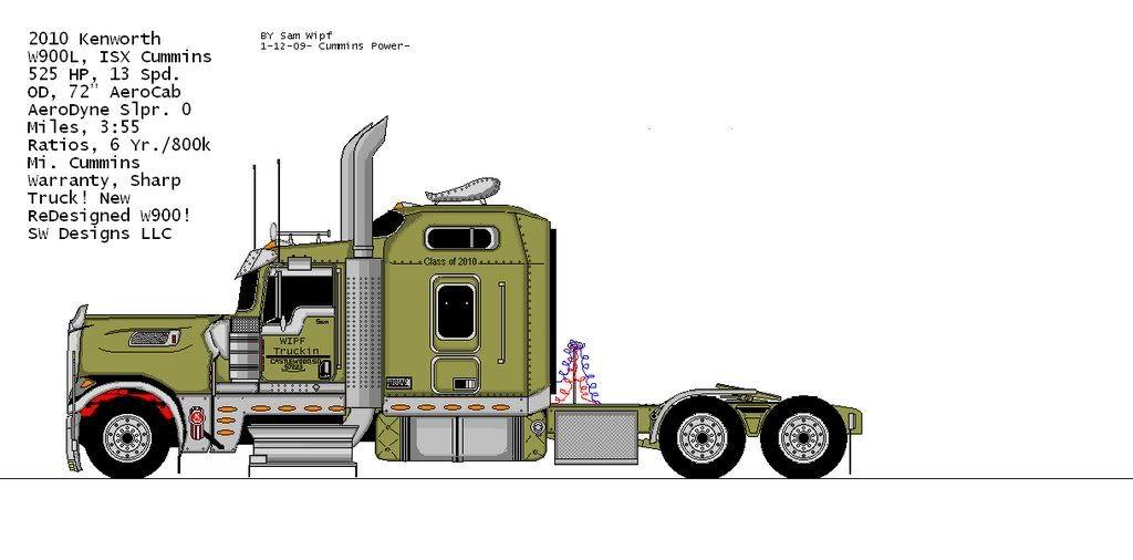 2019 semi truck clipart clip art freeuse Kenworth Semi Truck Drawings | 2019 in 2019 | Semi trucks, Kenworth ... clip art freeuse