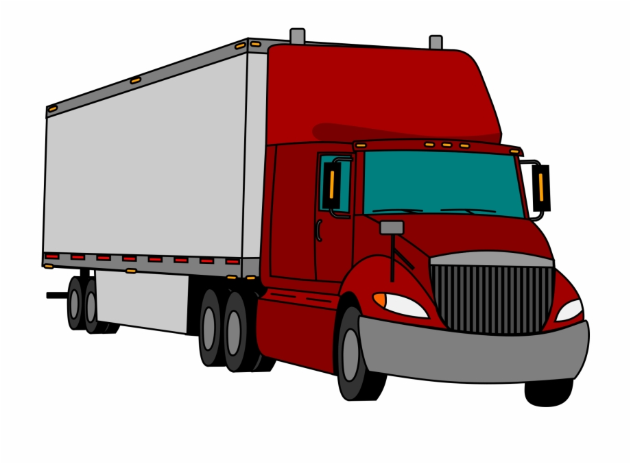 Tractor trailer clipart free banner royalty free download Car Semi-trailer Truck - Tractor Trailer Truck Clipart Free PNG ... banner royalty free download