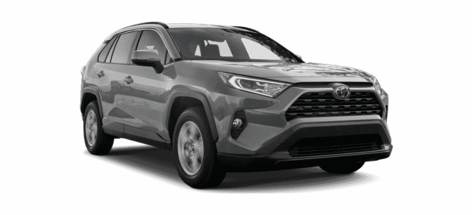 2019 toyota rav4 clipart image library download New 2019 Toyota Rav4 Hybrid Le - Rav 4 Hybrid Free PNG Images ... image library download