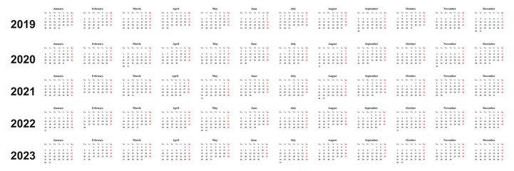 2020 2021 2022 2023 clipart graphic royalty free Search photos Category Graphic Resources > Calendars graphic royalty free