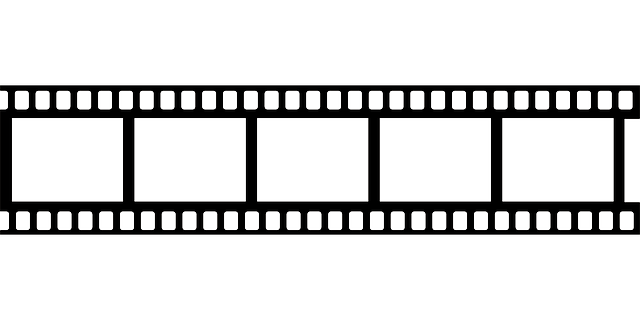 Film reel clipart black and white image royalty free library Free Image on Pixabay - Film, Strip, 35Mm, Frame, Camera | Papa\'s B ... image royalty free library