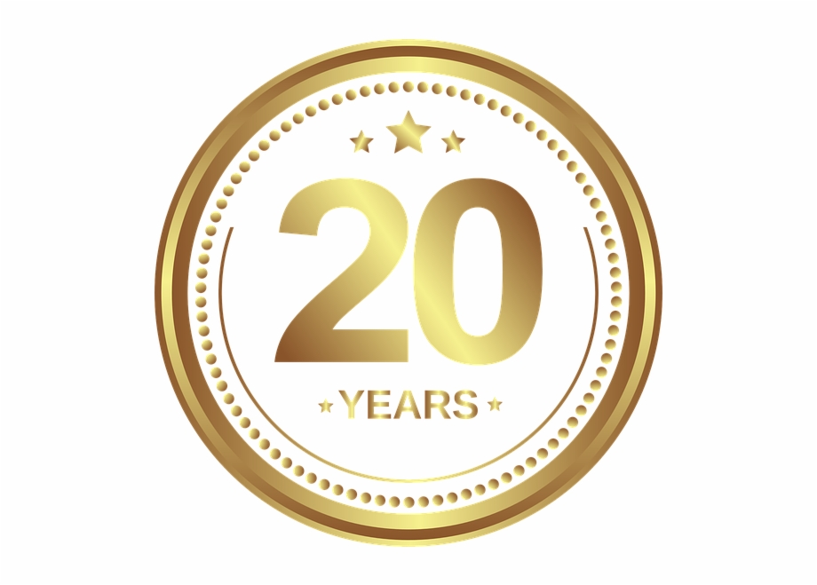 20th anniversary free clipart jpg library 20th Anniversary Celebration Free PNG Images & Clipart Download ... jpg library
