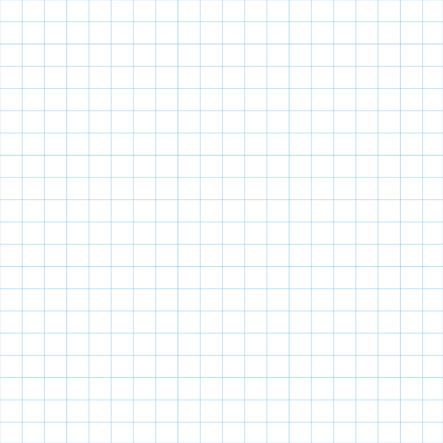 "20x20 grid clipart picture library library 1"" Square White & Blue, 20""x20"" picture library library"