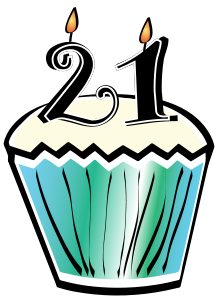 21st birthday cake clipart clip freeuse library 21st Birthday Clip Art & 21st Birthday Clip Art Clip Art Images ... clip freeuse library