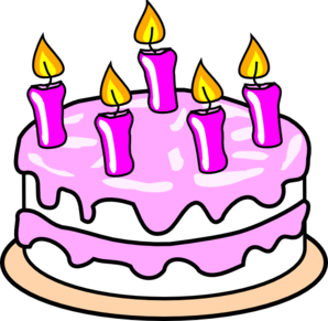 Clip art images clipartall. 21st birthday cake clipart