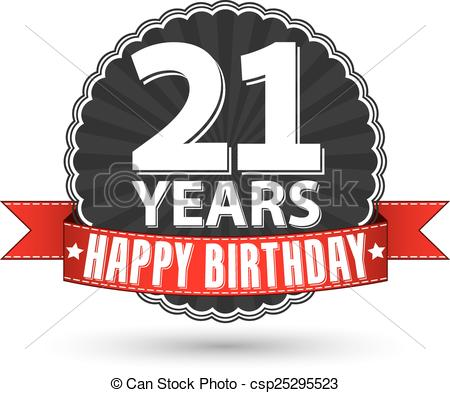 21st birthday clip art images.  st clipart and