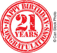 21st birthday Clipart and Stock Illustrations. 37 21st birthday ... clip free