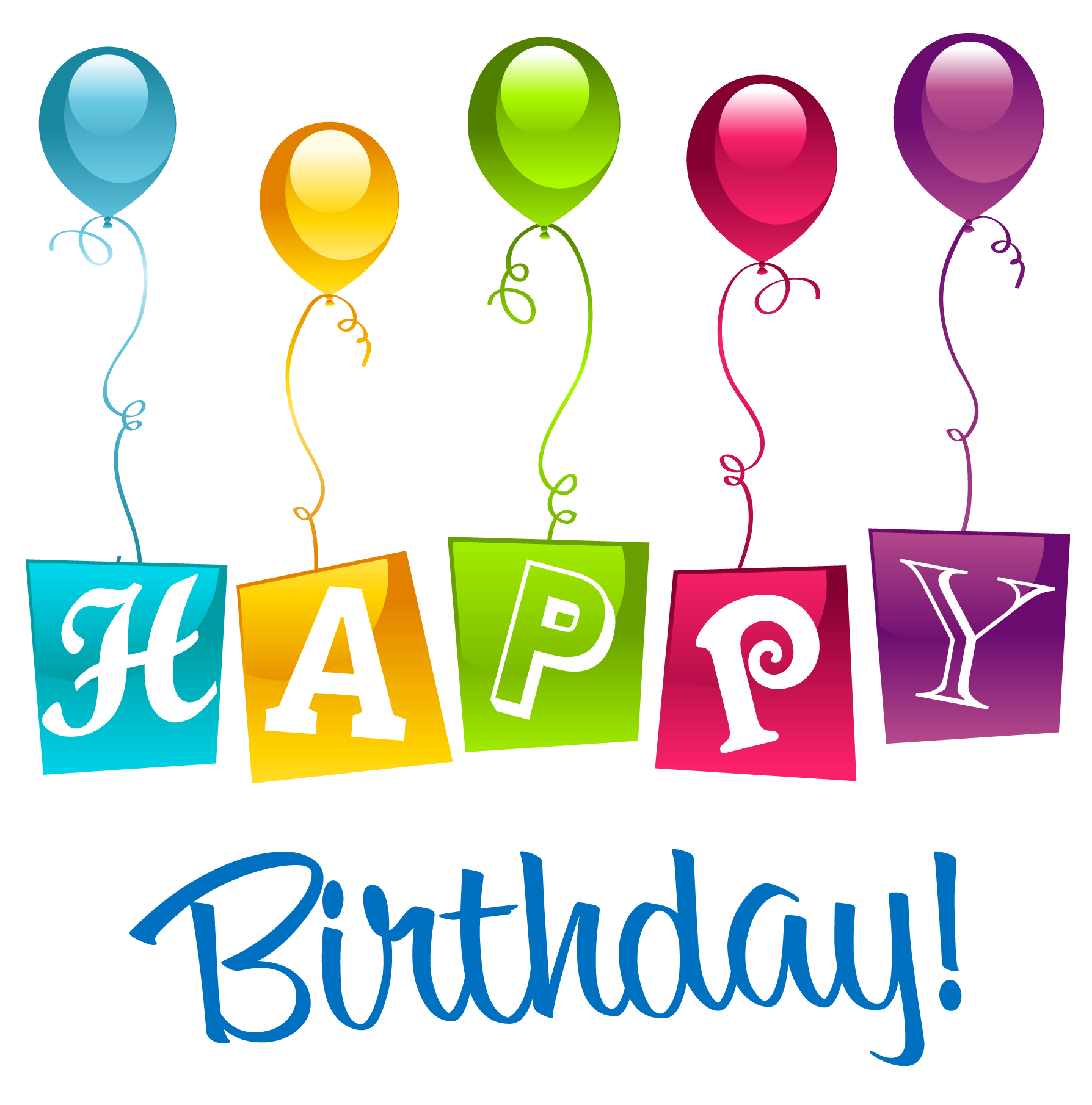 Clipart zum geburtstag. Happy birthday png picture