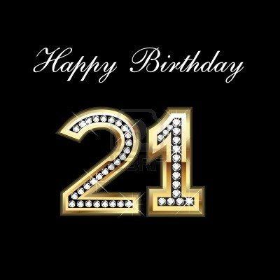 21st Birthday Clipart Free - clipartsgram.com banner stock