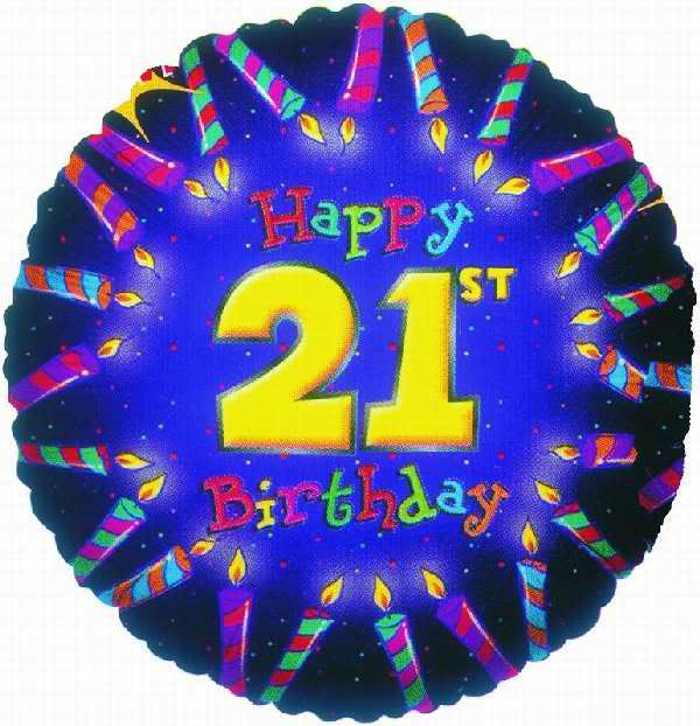 21st birthday clipart. Happy st graphics free