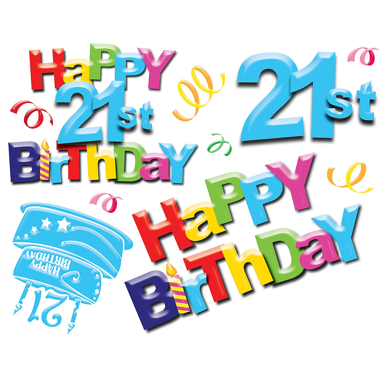 Free clipart for happy birthday for nephew