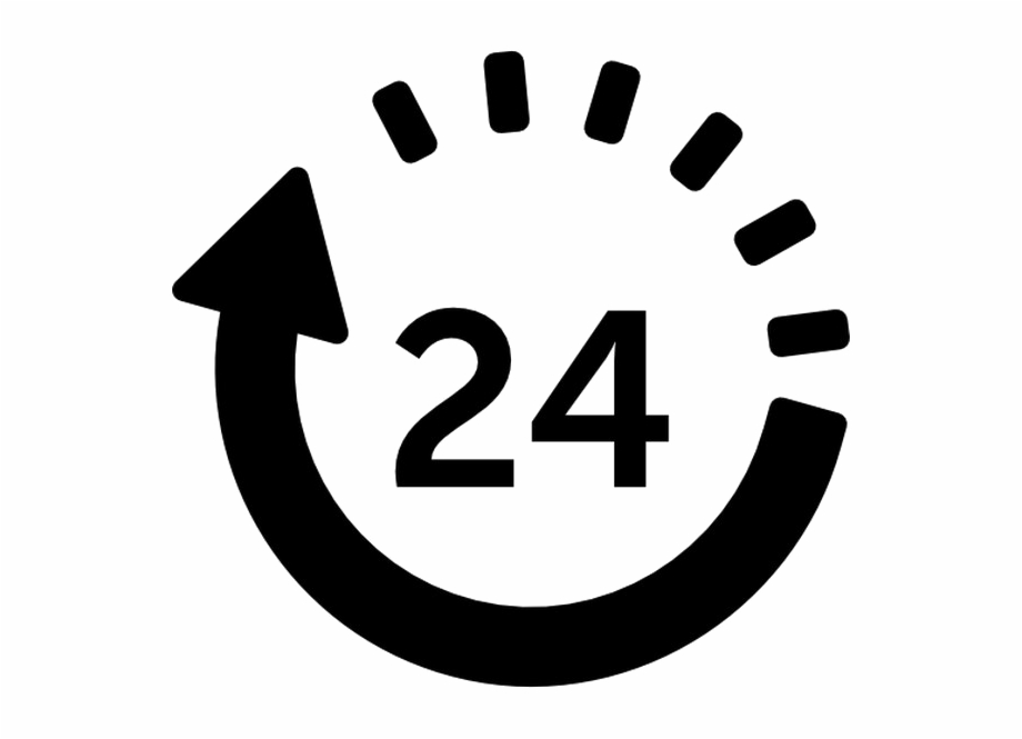 24 clipart clipart stock 24 Hours Png Clipart - 24 Hour Vector Free Free PNG Images & Clipart ... clipart stock