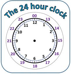 24 hour clock clipart svg transparent library Pin by Jackie Doerner on FLES | 24 hour clock worksheets, 24 hour ... svg transparent library