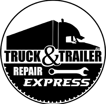 24 hour repair service tractor trailer clipart vector freeuse Truck and trailer repair El Paso, 24/7 road side assistance vector freeuse