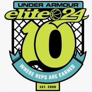 24 logo clipart jpg library Under Armour Logo Png Clipart - Under Armour Elite 24 Logo #2044758 ... jpg library